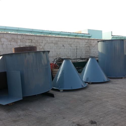 Fabrication Machinery Services – Al Matar Engineering Steel